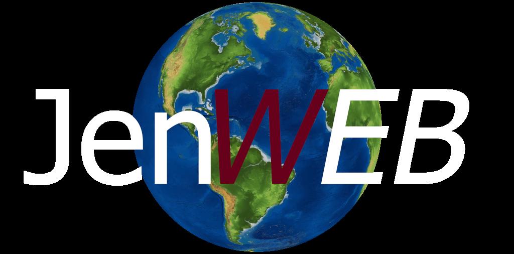 Logo der Webseite JenWEB